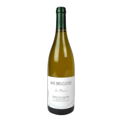 """Mas Bruguière """"Les Muriers"""" Blanc 2015"""