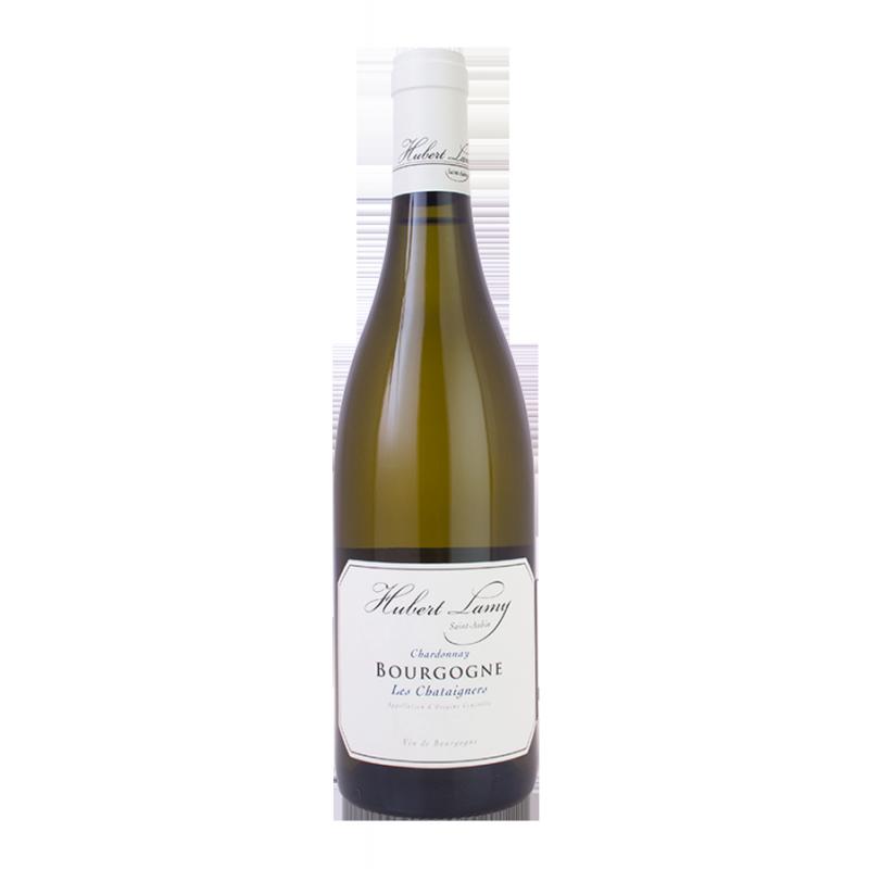 """Domaine Hubert Lamy Bourgogne Blanc """"Les châtaigners"""" 2012"""