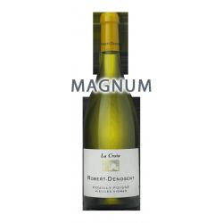 """Domaine Robert-Denogent Pouilly-Fuissé """"La Croix"""" 2014 MAGNUM"""