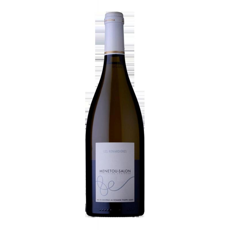 Domaine philippe gilbert menetou salon renardi res blanc for Vin menetou salon blanc
