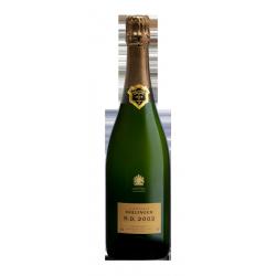 "Champagne Bollinger Extra-Brut ""RD"" 2002"