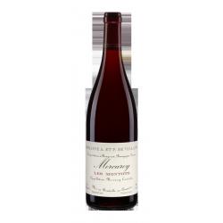 """Domaine de Villaine Mercurey Rouge """"Les Montots"""" 2015"""