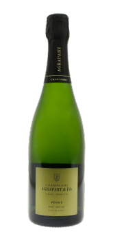 Champagne Agrapart Brut Nature Blanc de Blancs Grand Cru
