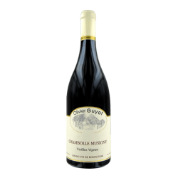 Domaine Guyot Olivier Chambolle Musigny Vieilles Vignes 2012