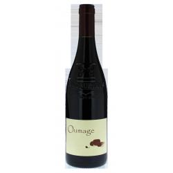 """Domaine Le Sang des Cailloux Vacqueyras """"Oumage"""" 2014"""