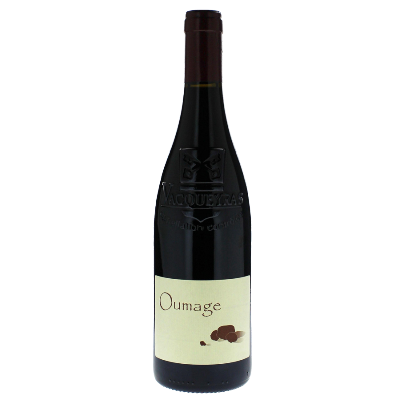 "Le Sang des Cailloux Vacqueyras Vieilles Vignes ""Oumage"" 2009"