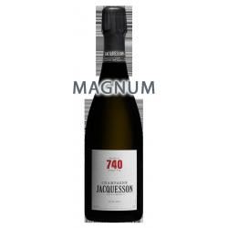 """Champagne Jacquesson """"Cuvée 740"""" MAGNUM"""