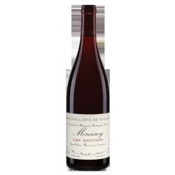 """Domaine de Villaine Mercurey Rouge """"Les Montots"""" 2016"""