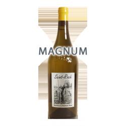 """Domaine Tissot Arbois Chardonnay """"Saint Roch"""" 2015 MAGNUM"""