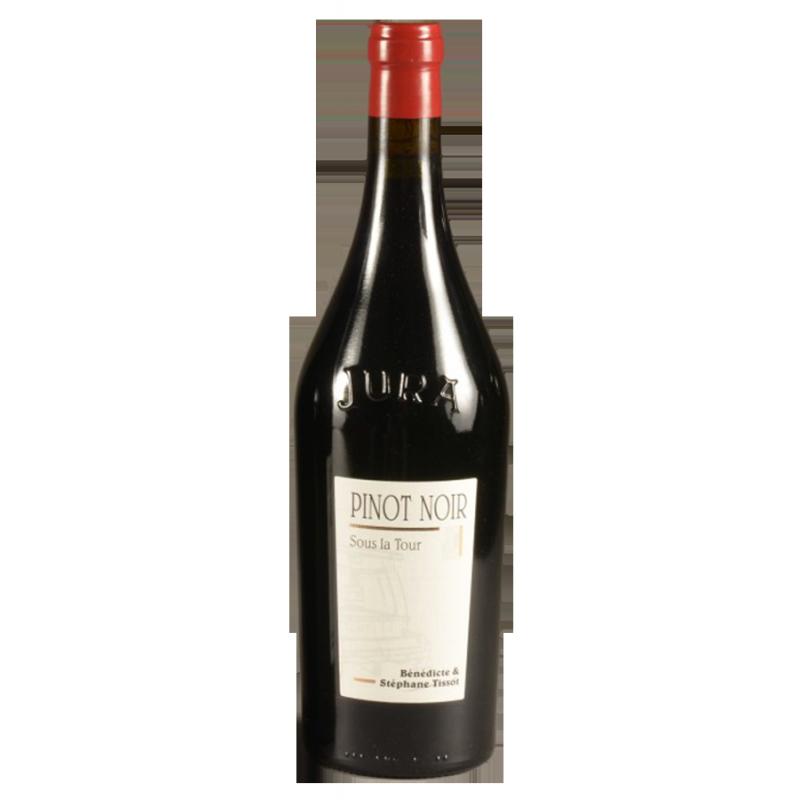 """Domaine Tissot Arbois Pinot Noir """"Sous la Tour"""" 2016"""