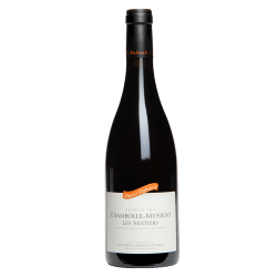 """Domaine Duband Chambolle-Musigny 1er Cru """"Les Sentiers"""" 2014"""