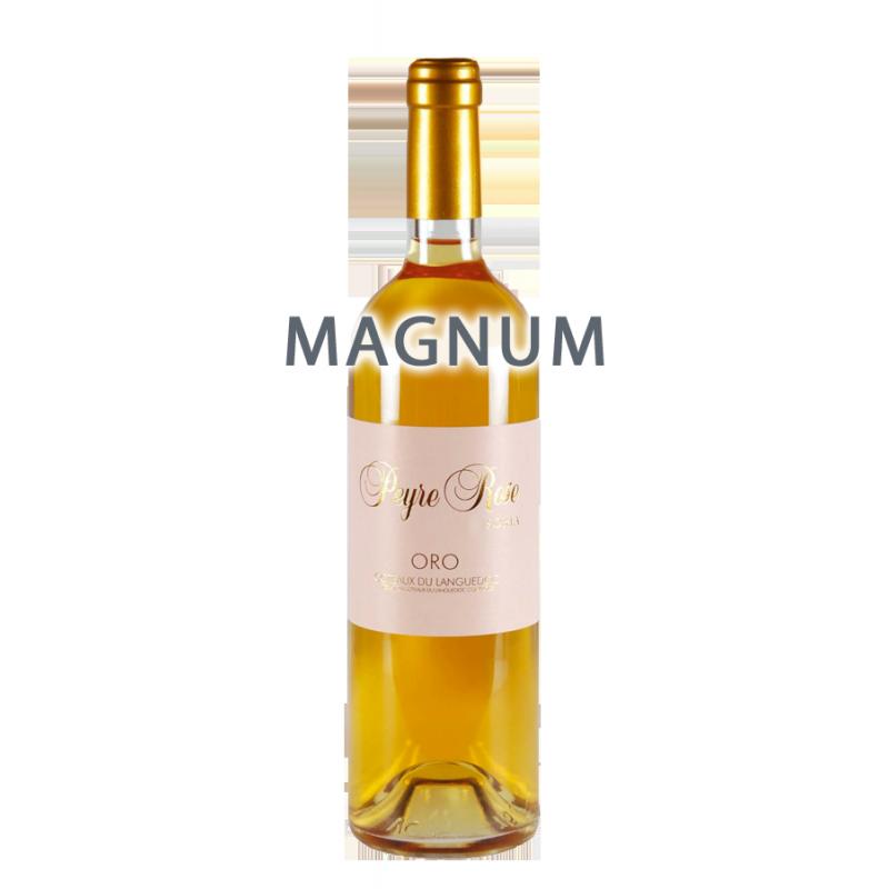 """Domaine Peyre Rose """"Oro"""" 1999 MAGNUM"""