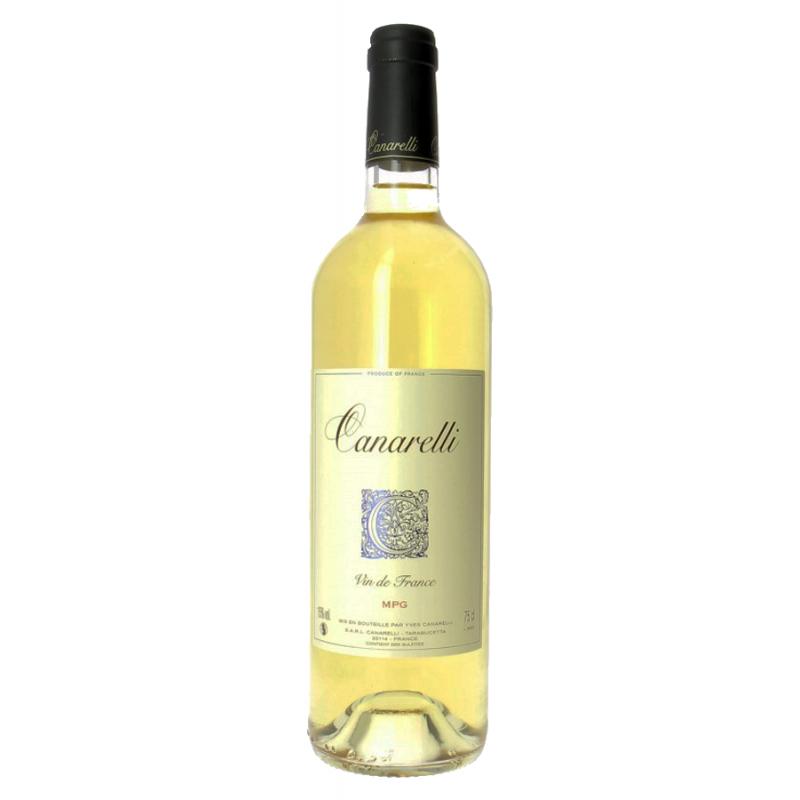 Clos Canarelli - Vin de France - Bianco Gentille 2013