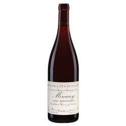 """Domaine De Villaine - Mercurey Rouge """"Les Montots"""" 2012"""