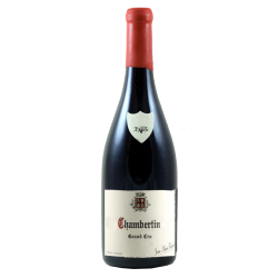 Jean-Marie Fourrier Chambertin Grand Cru 2015
