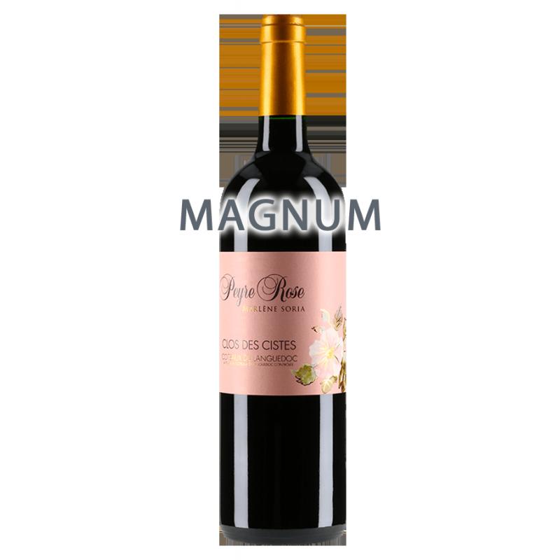 """Domaine Peyre Rose """"Clos des Cistes"""" 2004 MAGNUM"""
