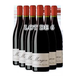 Domaine Marcel Lapierre Morgon 2017 - lot de 6