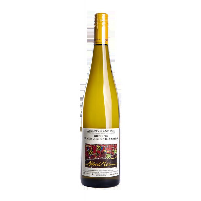 """Domaine Albert Mann - Riesling - Grand Cru """"Schlossberg"""" 2011"""