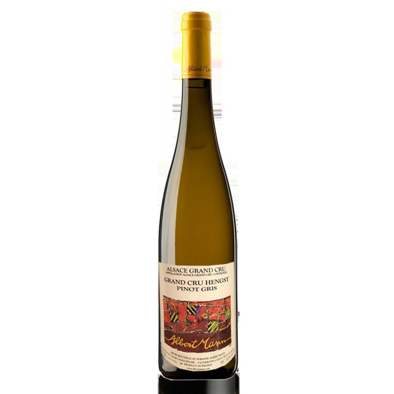 """Domaine Albert Mann - Pinot Gris - Grand Cru """"Hengst"""" 2010"""