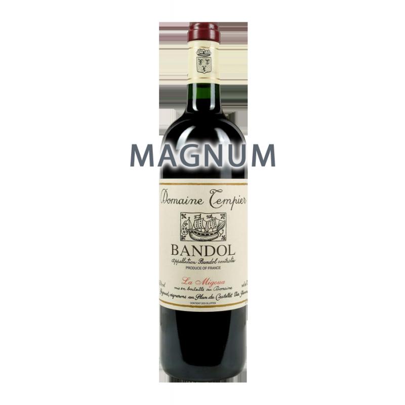 Domaine Tempier - Bandol - Rouge 2010 - La Migoua (en magnum)