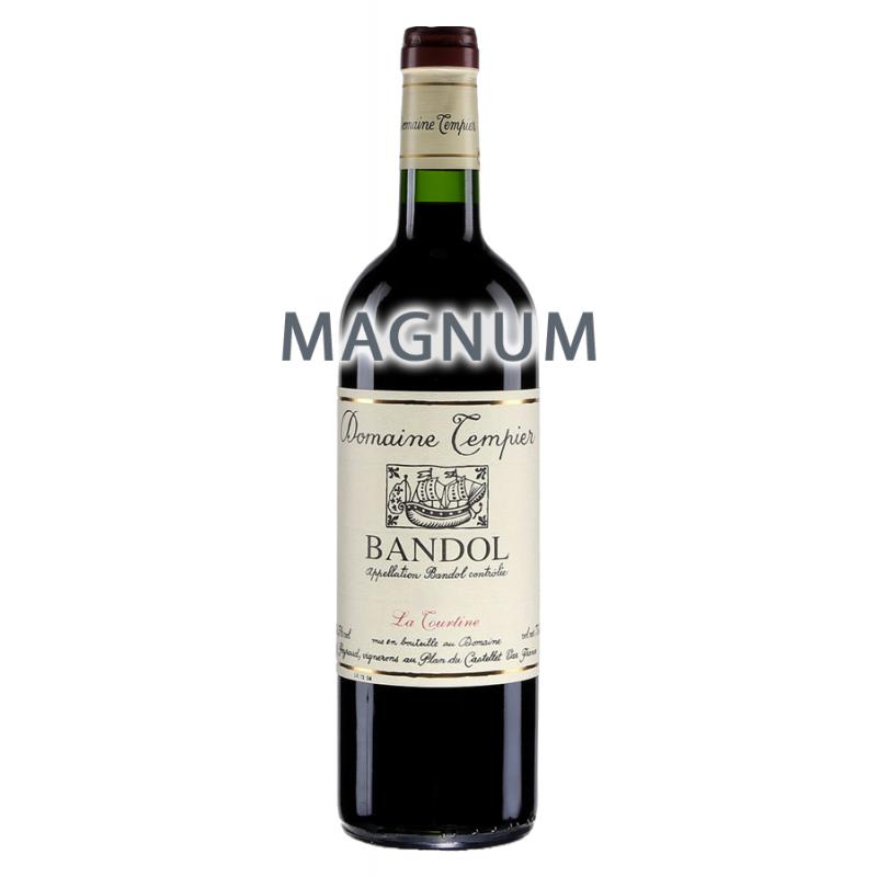 Domaine Tempier - Bandol - Rouge 2012 - La Tourtine en Magnum