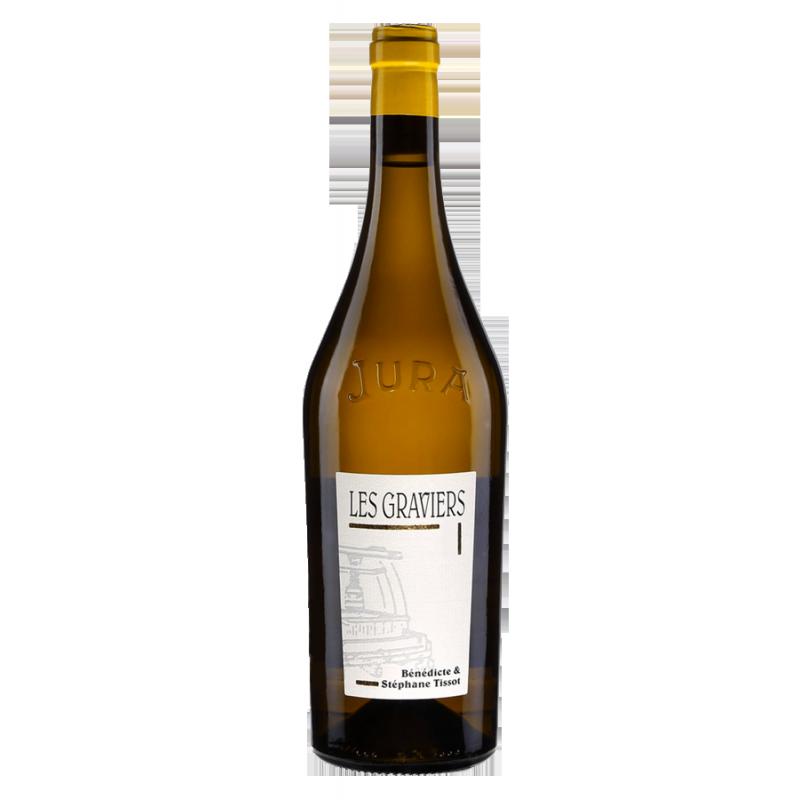 """Domaine Tissot Arbois Chardonnay """"Les Graviers"""" 2016"""
