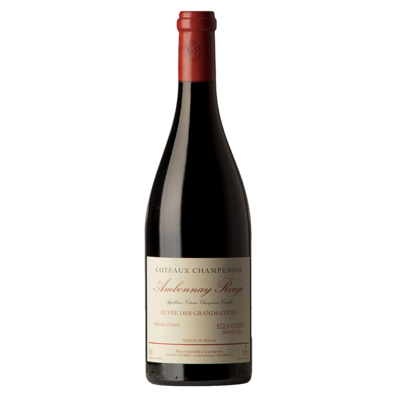 """Egly-Ouriet Coteaux Champenois """"Ambonnay"""" Rouge 2013"""