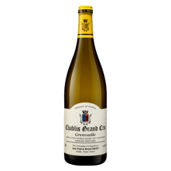 "Domaine Jean Paul & Benoit Droin Chablis Grand Cru ""Grenouille"" 2015"