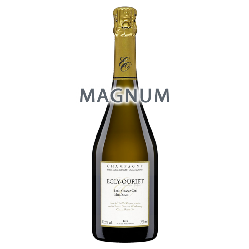 Champagne Egly-Ouriet Grand Cru Millésimé 2006 MAGNUM