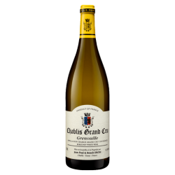 "Domaine Jean Paul & Benoit Droin Chablis Grand Cru ""Grenouille"" 2017"