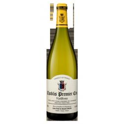 """Domaine Jean Paul & Benoit Droin Chablis 1er Cru """"Les Vaillons"""" 2016"""