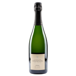 """Champagne Agrapart Brut Nature Blanc de Blancs Grand Cru """"Venus"""" 2012"""