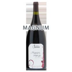 """Domaine Jamet Syrah """"Les Plaisirs d'Harys"""" 2017 MAGNUM"""