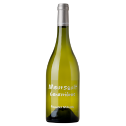 "Domaine François Mikulski Meursault 1er Cru ""Genevrières"" 2017"