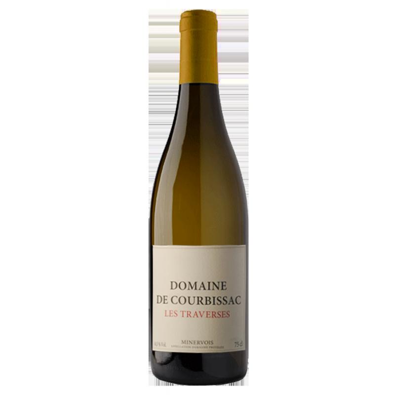 """Domaine de Courbissac """"Les Traverses"""" Blanc 2017"""