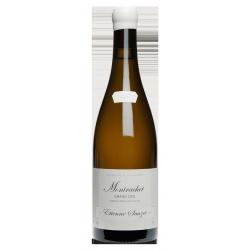Domaine Etienne Sauzet Montrachet Grand Cru 2017