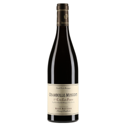 Bouvier Chambolle-Musigny 1er Cru Les Fuées 2017