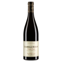 """Domaine René Bouvier Chambolle-Musigny """"Vieilles Vignes"""" 2015"""