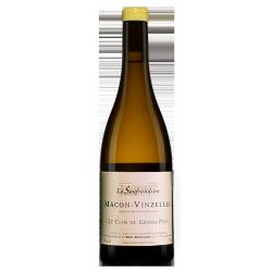 """Domaine de la Soufrandière Macon-Vinzelles """"Le Clos de Grand-Père"""" 2018"""