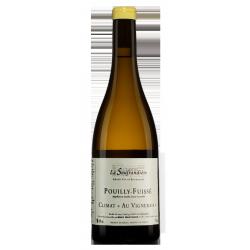 """Domaine de la Soufrandière Pouilly-Fuissé """"Au Vignerais"""" 2018"""