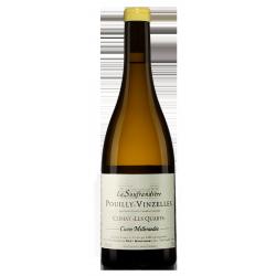 """Domaine de la Soufrandière Pouilly-Vinzelles """"Les Quarts"""" Cuvée Millerandée 2017"""