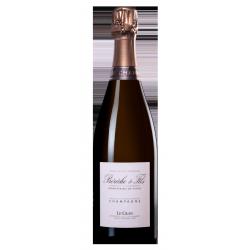 """Champagne Bérêche & Fils Extra-Brut Premier Cru """"Le Cran"""" 2012"""