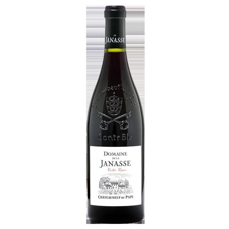 Janasse Châteauneuf-du-Pape Vieilles Vignes 2018