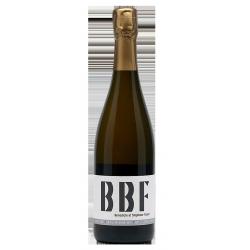 """Domaine Tissot Crémant du Jura Blanc de Blanc """"BBF"""" Extra-Brut"""