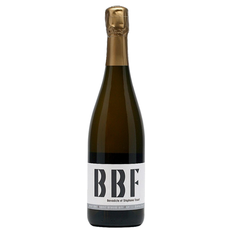 Tissot Crémant du Jura Blanc de Blanc BBF Extra-Brut