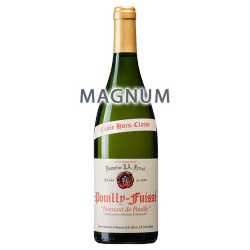 """Domaine J-A Ferret Pouilly-Fuissé Hors Classe """"Tournant de Pouilly"""" 2018 MAGNUM"""