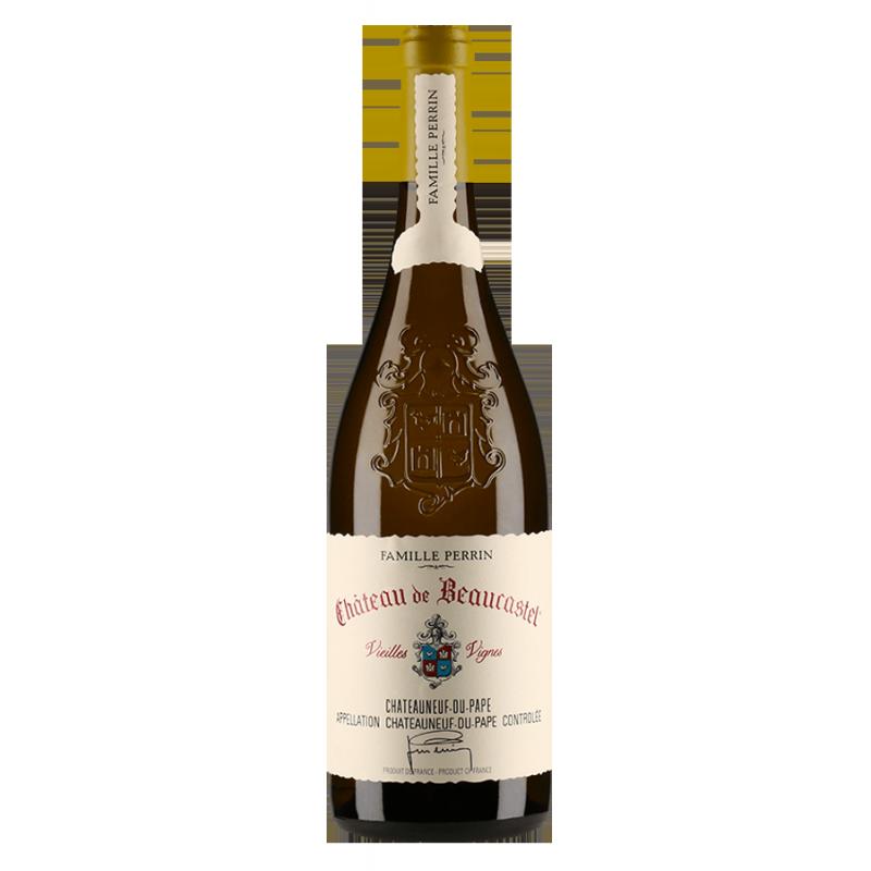 Château de Beaucastel Châteauneuf-du-Pape Roussanne Vieilles Vignes 2018