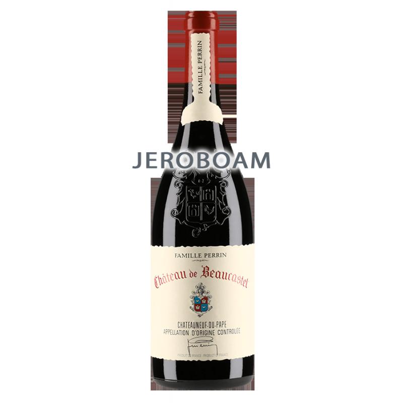 Beaucastel Châteauneuf-du-Pape Rouge 2017 Jéroboam
