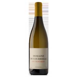 """Domaine de Courbissac """"Les Traverses"""" Blanc 2019"""