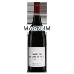 """Domaine de Courbissac Minervois """"Les Traverses"""" 2018 MAGNUM"""